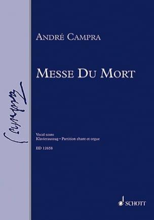 Messe des Morts CAMPRA Partition Chœur - laflutedepan