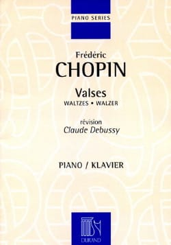 14 Valses CHOPIN Partition Piano - laflutedepan