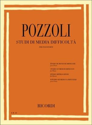 Studi Di Media Difficolta Ettore Pozzoli Partition laflutedepan