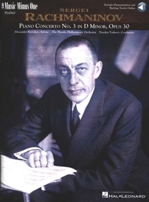 Concerto Pour Piano n° 3 Opus 30 Sergei Rachmaninov laflutedepan