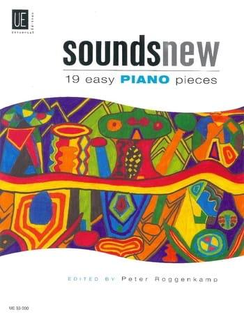 Soundsnew - Partition - Piano - laflutedepan.com