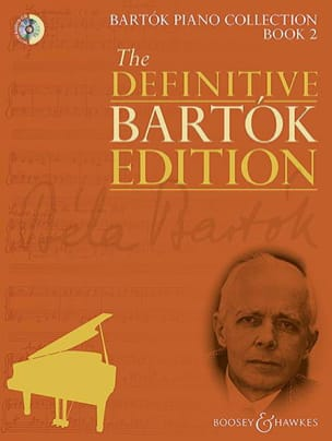 Bartok piano collection Volume 2 BARTOK Partition Piano - laflutedepan