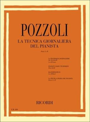 La Tecnica Giornaliera Del Pianista Volume 1-2 laflutedepan