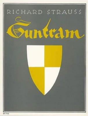 Guntram Richard Strauss Partition Opéras - laflutedepan