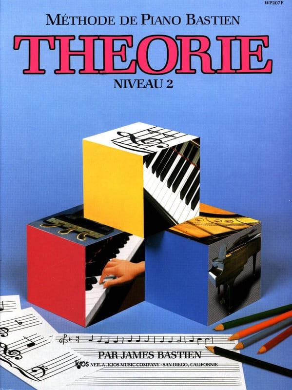 Méthode de Piano Bastien - Théorie Niveau 2 - laflutedepan.com