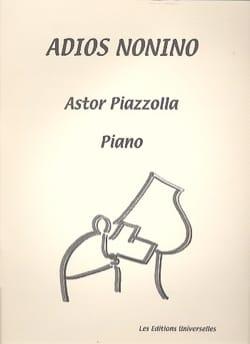 Adios Nonino. Version de Concert Astor Piazzolla laflutedepan