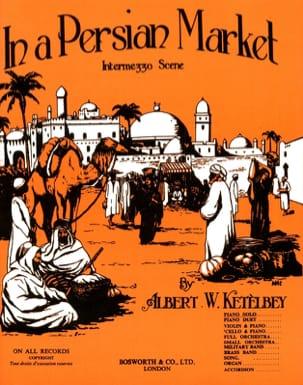 Sur un Marché Persan (Original) Albert Ketelbey Partition laflutedepan