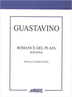 Romance del Plata. 4 mains - Carlos Guastavino - laflutedepan.com