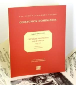 2ème Symphonie Pour Orgue - Auguste Fauchard - laflutedepan.com