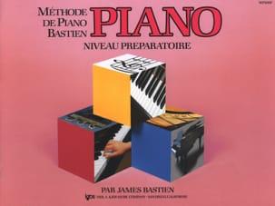 Méthode de Piano Bastien - Préparatoire BASTIEN Partition laflutedepan