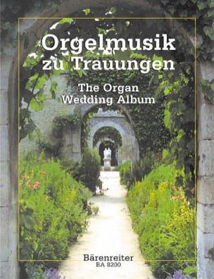 Musique d'orgue pour le Mariage Partition Orgue - laflutedepan