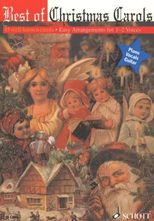 Best Of Christmas Carols. - Partition - Chœur - laflutedepan.com