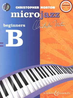 Christopher Norton - Microjazz Beginners B - Partition - di-arezzo.co.uk