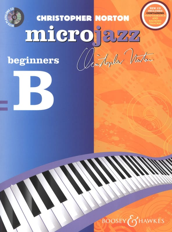 Microjazz Beginners B - Christopher Norton - laflutedepan.com