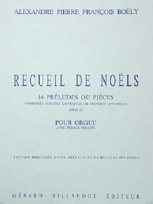 Recueil de Noëls Opus 15 - laflutedepan.be