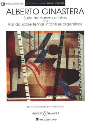 Suite de danzas criollas - Rondo sobre temas infantiles argentinos laflutedepan
