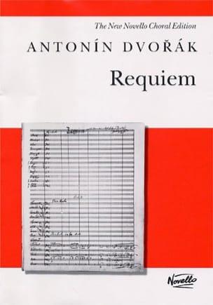 DVORAK - Requiem - Opus 89 - Partition - di-arezzo.co.uk