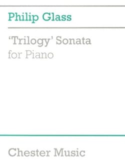 Trilogy Sonata GLASS Partition Piano - laflutedepan