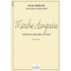 Marche Hongroise Berlioz Hector / Isoir André Partition laflutedepan