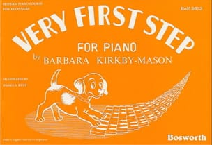 My Very First Step For Beginners Barbara Kirkby-Mason laflutedepan