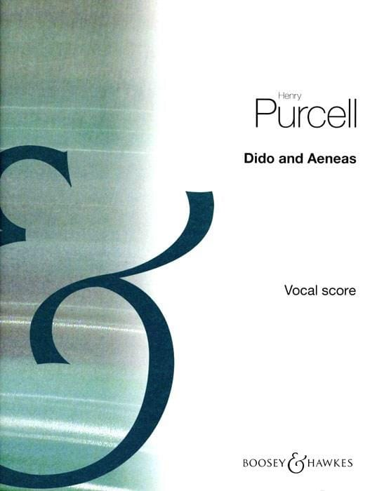 Dido and Aeneas - Purcell Henry / Britten Benjamin - laflutedepan.com