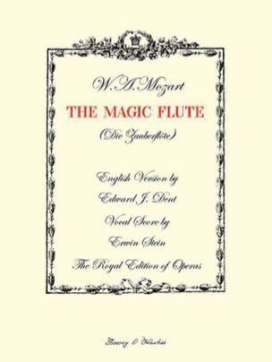 The Magic Flute K 620 MOZART Partition Opéras - laflutedepan