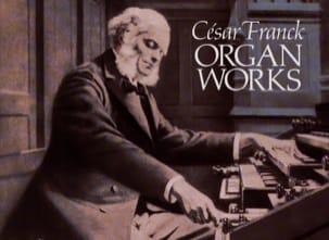 Organ Works FRANCK Partition Orgue - laflutedepan