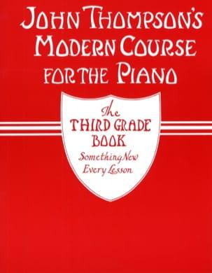 John Thompson - Modern Piano Method Volume 3 - Partition - di-arezzo.co.uk