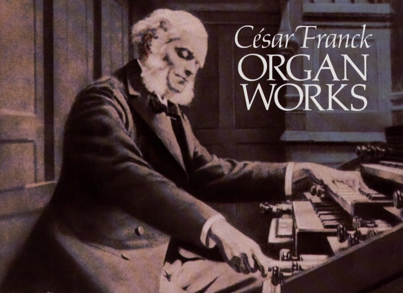 Organ Works - FRANCK - Partition - Orgue - laflutedepan.com