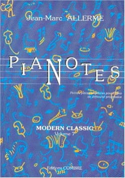 Pianotes Modern Classic Volume 7 - laflutedepan.com