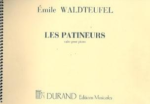 Les Patineurs Emile Waldteufel Partition Piano - laflutedepan