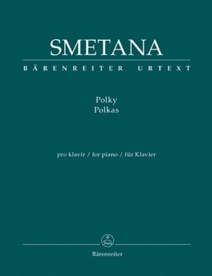Polkas SMETANA Partition Piano - laflutedepan