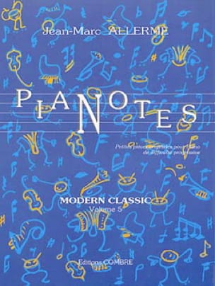 Pianotes Modern Classic Volume 5 - laflutedepan.com