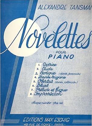 Novelette N°4 Danse Tzigane - Alexandre Tansman - laflutedepan.com