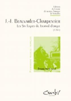 6 Fugues Du Journal de L'orgue 1784 laflutedepan