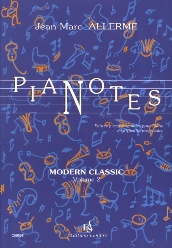 Pianotes Modern Classic Volume 2 - laflutedepan.com