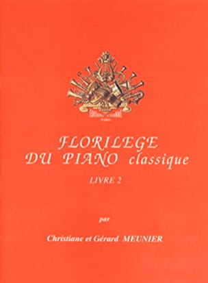 Florilège du Piano Classique Livre 2 Divers Partition laflutedepan