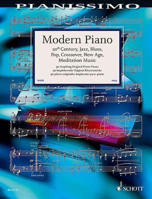 Modern Piano Partition Piano - laflutedepan