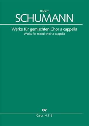 Werke fur gemischten Chor a cappella - laflutedepan.com