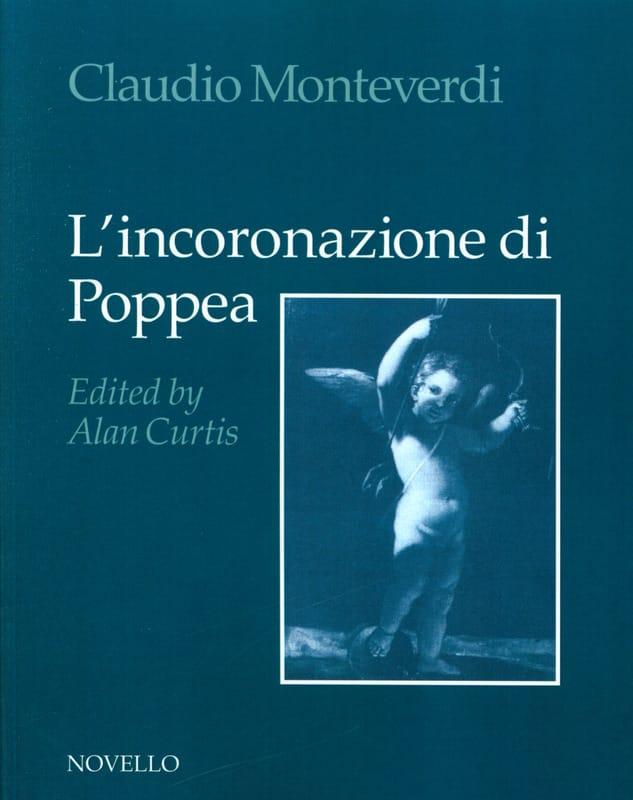 L'incoronazione Di Poppea - MONTEVERDI - Partition - laflutedepan.com