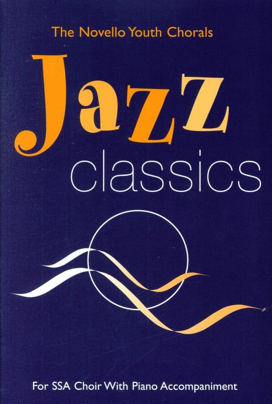 Jazz Classics SSA - Partition - Chœur - laflutedepan.com