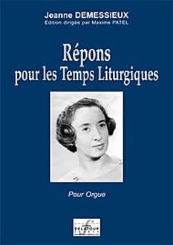 Répons pour les Temps Liturgiques Jeanne Demessieux laflutedepan