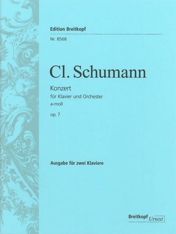 Concerto Pour Piano En la Mineur Opus 7 - laflutedepan.com