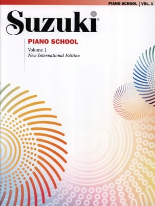 Suzuki - Suzuki Piano School New International Edition Volume 1 - Partition - di-arezzo.co.uk