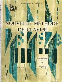 Nouvelle Méthode de Clavier - Volume 2 PIERRONT - BONFILS laflutedepan