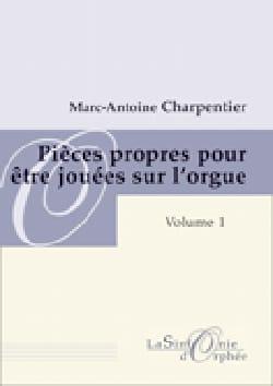 Pièces Propres Pour Etre Jouées sur L'orgue. Volume 1 laflutedepan