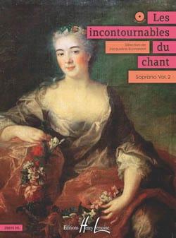 Les Incontournables Du Chant - Soprano Volume 2 Divers laflutedepan