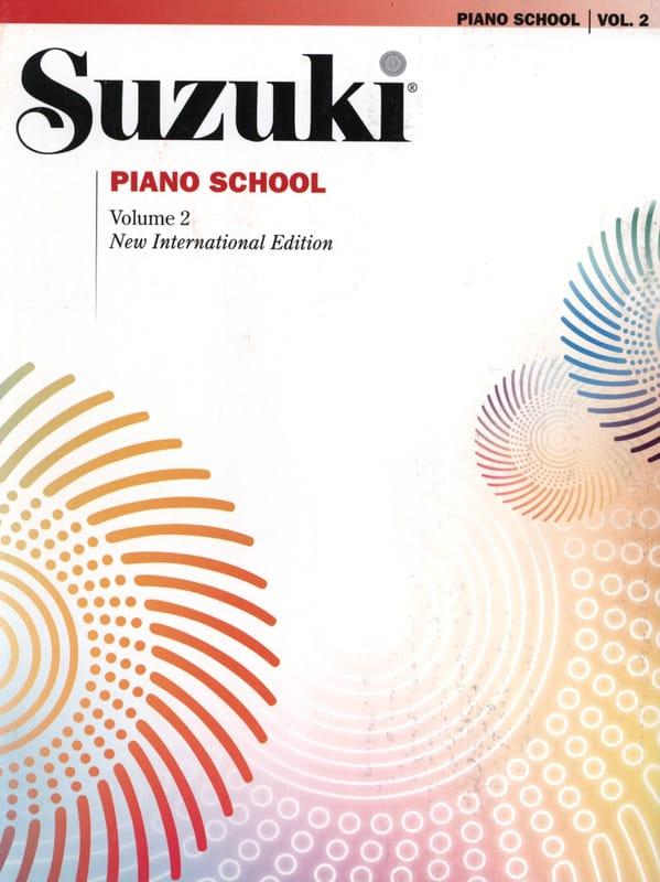 Suzuki Piano School New International Edition Volume 2 - laflutedepan.com