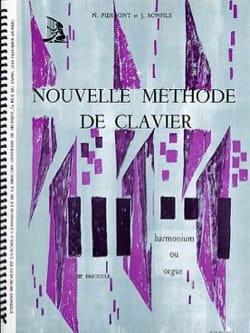 Nouvelle Méthode de Clavier - Volume 3 PIERRONT - BONFILS laflutedepan