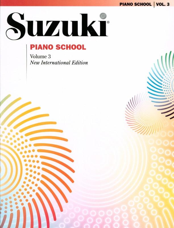 Methode de Piano - Volume 3 - SUZUKI - Partition - laflutedepan.com